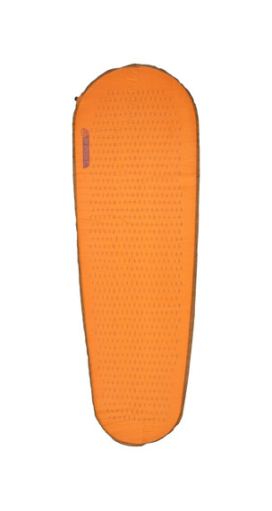Robens Air Impact Large Liggeunderlag 3,8cm grå/orange